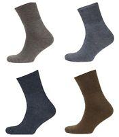 Mens 85% Cashmere Casual socks