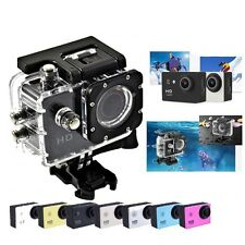 SPORT ACTION PRO CAM CAMERA FULL HD DV 1080p WATERPROOF VIDEOCAMERA SUBACQUEA