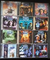 Doctor Who -  Big Finish & BBC Audio Books - Classic Adventures
