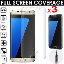 for Samsung Galaxy S7 Edge Full Curved TPU Ultra Clear Screen Protector