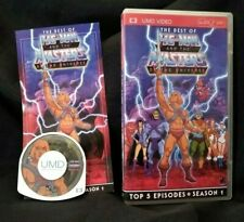 Best of He-Man and Masters of the Universe - Top 5 Episodes: Season 1 (PSP UMD)