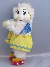 Get along Gang Woolma Lamb pencil hugger figure - 4 inch