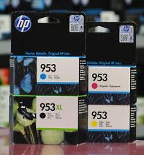 Set Originale HP 953xl/953 Officejet Pro 8210 8218 8710 8715 8716 8720 8725...