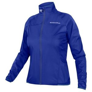 Endura Womens Xtract Jacket Cobalt Blue Size S New with Tags Free P&P UK
