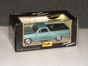 Maisto 1965 Chevrolet El Camino 1:24 Diecast