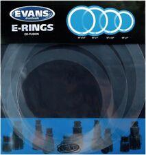 """Atténuateur d'Harmonique Evans E-Ring Set Fusion, 10"""", 12"""", 2x 14"""""""