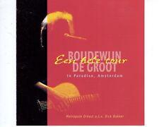 CD BOUDEWIJN DE GROOTeen hele tourEX- (A1499)