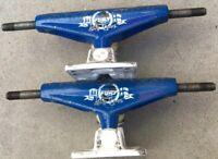 Vtg Arto Saari Fury Trucks Flip Skateboards Independent Tom Penny Geoff Rowley