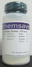 Tin(IV) Oxide, Powder -325 mesh, 99.995+% (Metals Basis), Certified, 25g