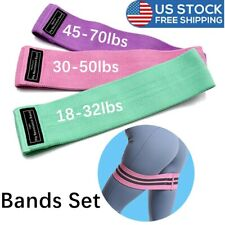 Hip Circle Resistance Band Fitness Loop Elastic Booty Legs Exercise Bands Glute.