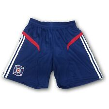 Adidas MLS Chicago Fire Men's Navy Blue/Red Shorts With Briefs New With Tags
