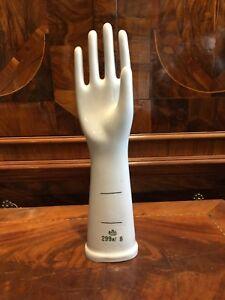 Vintage ROSENTHAL _Porzellan_Hand_Design_Schmuckdisplay_Skulptur