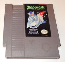 Shadowgate (Nintendo Entertainment System, 1989) NES Cartridge