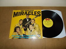 LP VINYL - THE FABULOUS MIRACLES - TAMLA 238 - USA