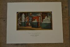 George Baxter. Gems of The Great Exhibition. No. 2. Oil print 19th century