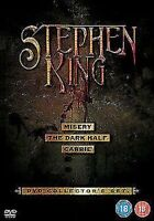 Stephen King - Misery/The Scuro Mezza / Carrie DVD Nuovo DVD (3403801000)