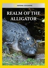 National Geographic: Realm of the Alligator (2013, DVD NEUF) DVD-R