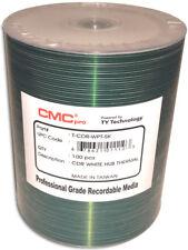 200-Pak CMC PRO (TY Technology) WHITE THERMAL HUB EVEREST 52X 80-Min CD-R's!