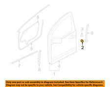 NISSAN OEM Front Door-Door Shell Bumper 808721HD0A
