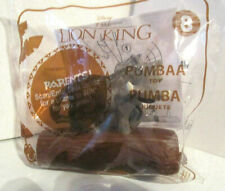 2019 McDonalds Lion King Toy #8 Pumbaa New in Package!!  FREE SHIPPING