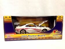 ERTL Racing Champions 1995 Toyota Supra 1:18 Scale Diecast Collectible Toys