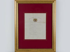 1872 Buckingham Palace Royal Opera Concert Programme