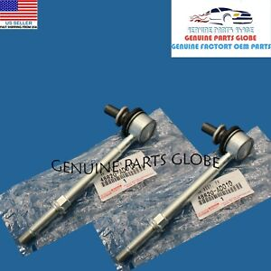 GENUINE OEM TOYOTA 05-15 TACOMA|96-02 4RUNNER 2WD FRONT STABILIZER BAR LINK SET