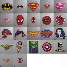 Patch Superhelden