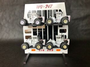 BIG BUD 747 Die-cast Tractor Grill MODERN FIELD EDITION for 1/64 16V-747