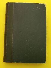 La terre et les Mers - Physique du globe - Figuier 1873
