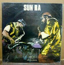 "Sun Ra ""Nuits de la Fondation Maeght Vol. 2"" LP SEALED!! Shandar 83 506 France"