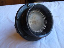 VINTAGE MOTORCYCLE GENUINE BOSCH FD6A MOTOR CYCLE HORN WORKING ORDER AS SHOWN.