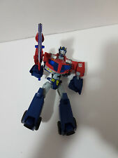 Optimus Prime Transformers Animated Battle Begins 2008 (Missing Smokestack)