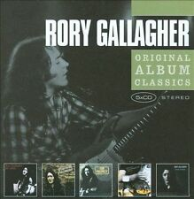 Original Album Classics by Rory Gallagher (CD, Oct-2008, 5 Discs, Sony BMG)