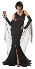Womens Immortal Seductress Vampire Gothic Adult Costume Vampiress Size Large NEW