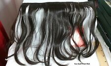 Quality Hair for Rerooting Your Dolls: Dark Brown