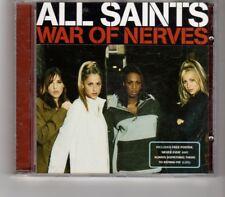 (HP621) All Saints, War Of Nerves - 1998 CD