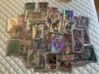 Box of Mosaic Prizm Optic Chronicles Spectra Repack Cards JA RJ Zion Lebron Auto