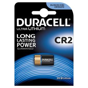 Duracell CR2 High Power Lithium Photo Batterie 1er Blister CR2 3V Foto