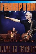 PETER FRAMPTON - LIVE IN DETROIT (DVD)   DVD NEU