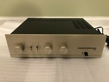 Conrad Johnson pv6 tube preamplifier mc phono Original And Perfect
