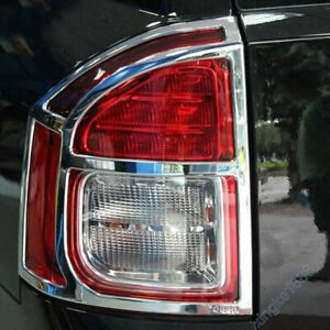For Jeep Compass 2011 -2013 STY ABS Rear Tail Lamps Light Decorative Cover Trim