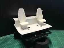 Bausatz Fahrerhausboden + Liegefläche + Sitzkonsole Tamiya Volvo FH16 1:14