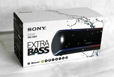 Sony SRS-XB31 Extra Bass Portable Wireless Bluetooth Speaker - Dark Blue