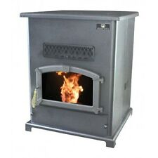Breckwell Big E SP1000 Large Hopper Pellet Stove Free Standing