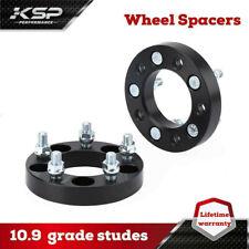 "1"" Wheel Spacers Adapters 5x4.5 fits Jeep Wrangler TJ, YJ, XJ, KJ, KK, ZJ, MJ"