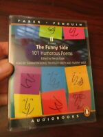 Poetry Audio Cassette The Funny Side 101 Humorous Poems