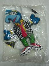 """1998 Muppets GONZO 6"""" Plush STUFFED ANIMAL Toy BLOCKBUSTER NEW"""