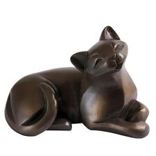 The Gallery Collection Cat Lying Figurine  NEW in Gift Box