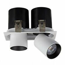 LEDsikon® LED Doppel-Einbaustrahler LSH-WRE-10185 20W  tageslichtweiß 522042